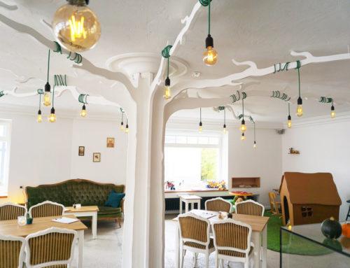 "Cafe ""Goldmarie"" in Olsberg"