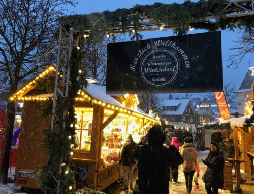 Weihnachtsmarkt in Winterberg